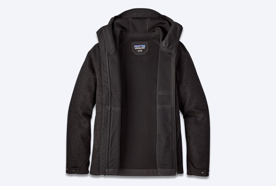 Patagonia Recyled Men's Wool Jacket
