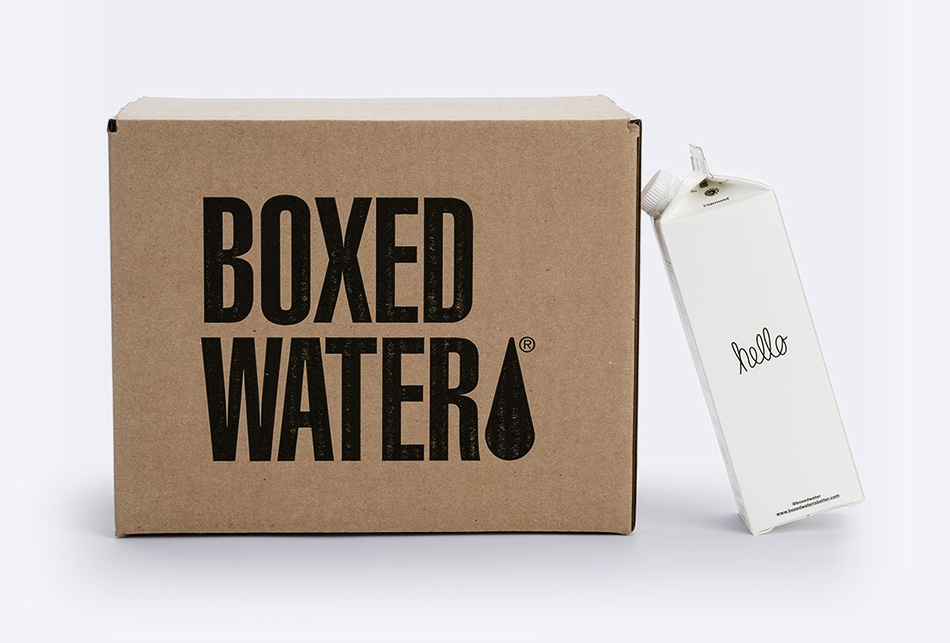 Boxed Water 1l.