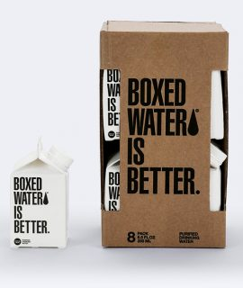 Boxed Water 250ml