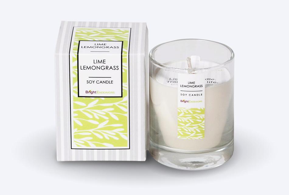 Bright Endeavors Lemongrass