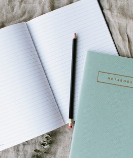marie mae notebook set